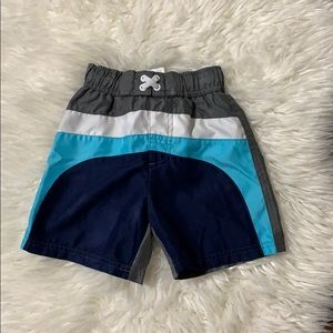 Circo swim trunks(2T&12months available)